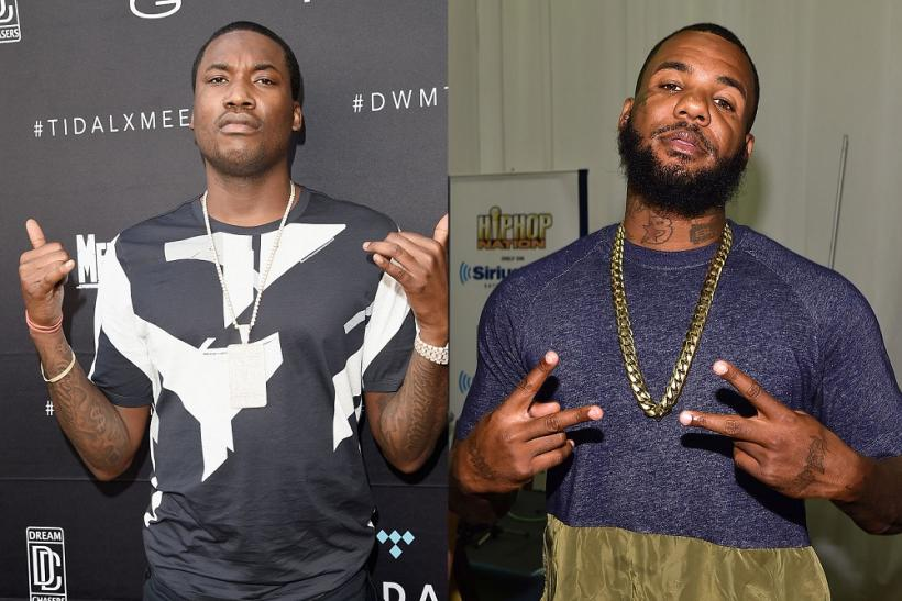 Meek Mill, The Game
