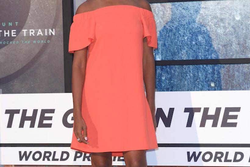 The Girl On The Train Premiere Otlile Mabuse