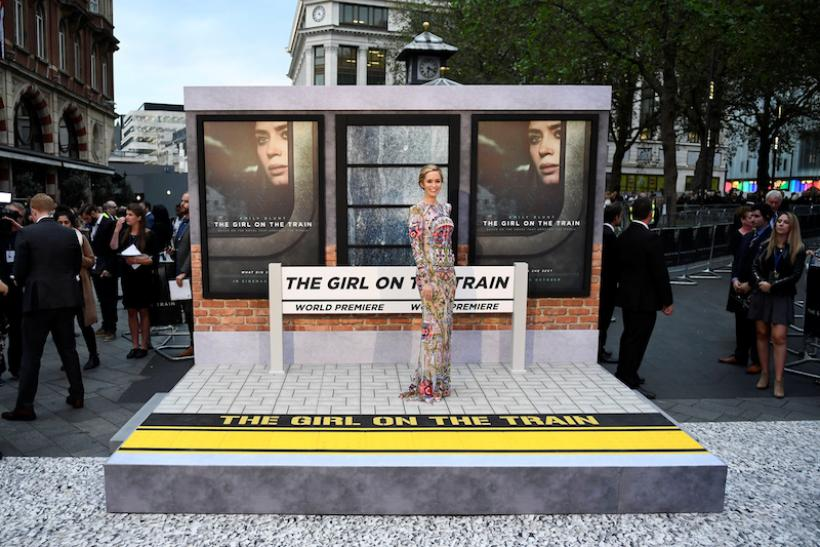 The Girl On The Train Premiere