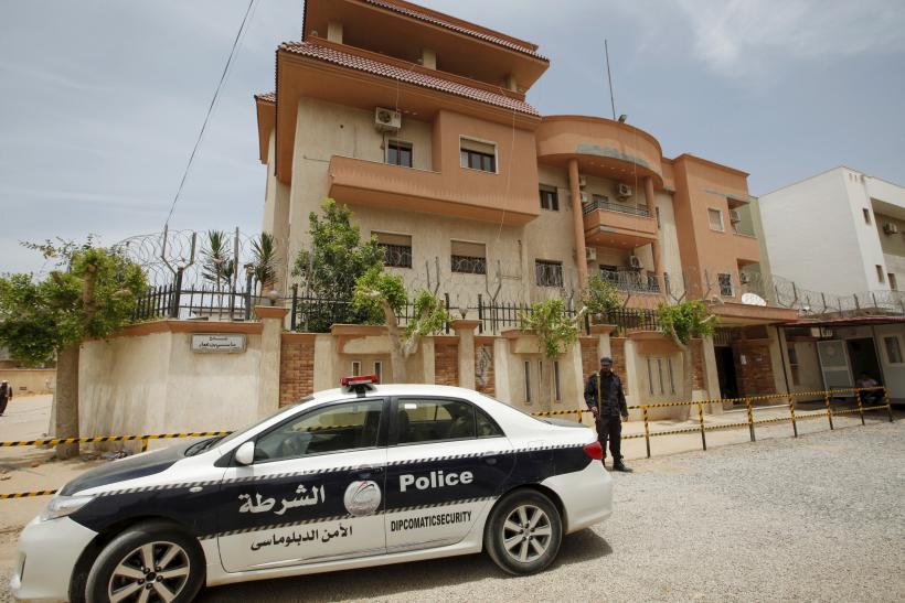 LibyaPolice