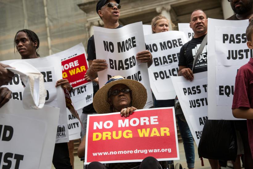 the united states war on the drugs