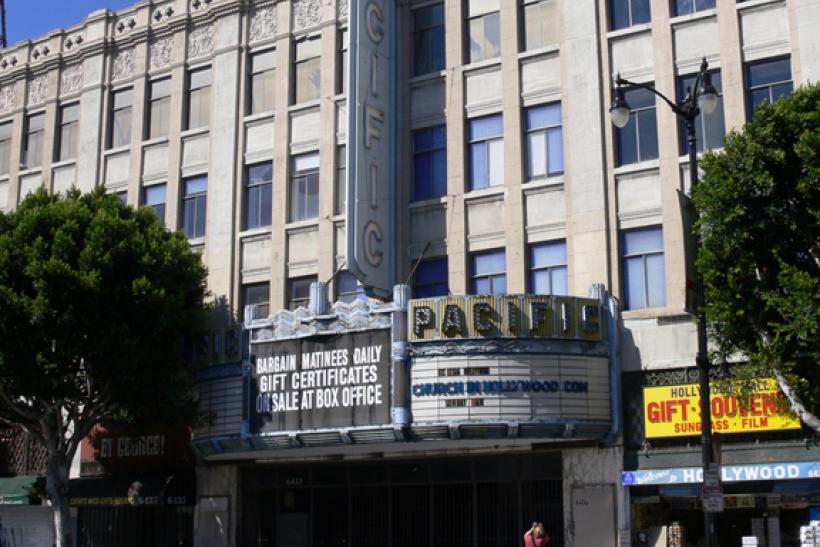 The Hollywood Pacific Theatre