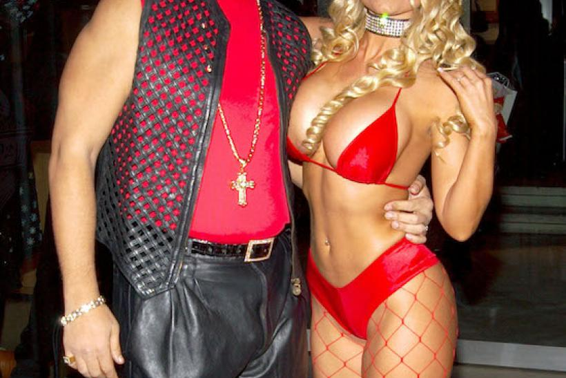 Coco As A Sexy Devil And Ice-T As Something Else ...