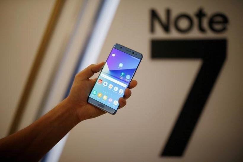 Samsung stops production of Galaxy note 7