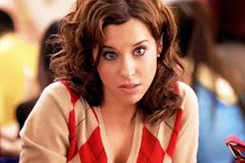 Gretchen Wieners Played By Lacey Chabert