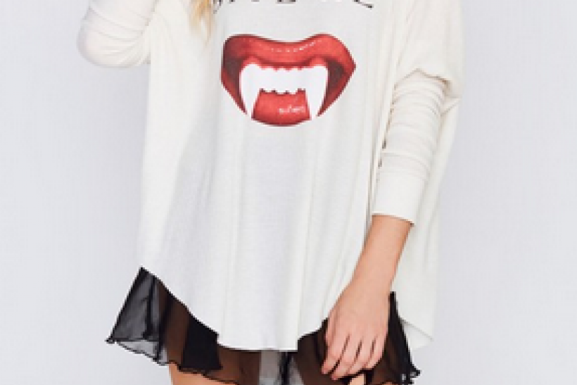 Blood Sucker Perry Thermal, Wildfox $88