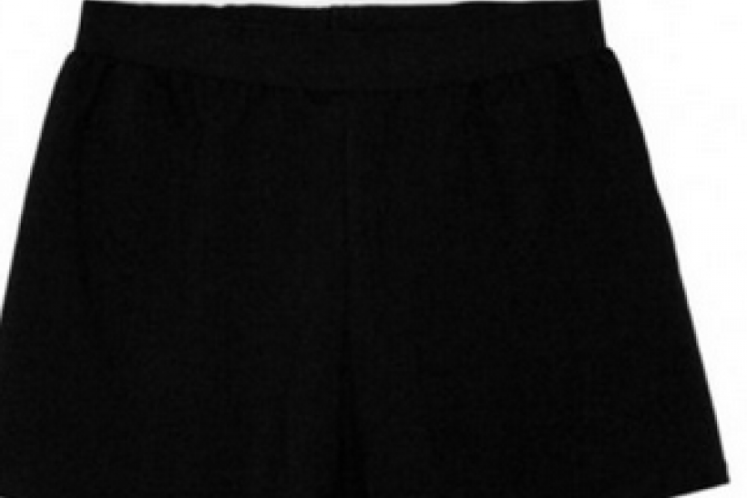 Halloween Cross Shorts, Chicnova $15.39