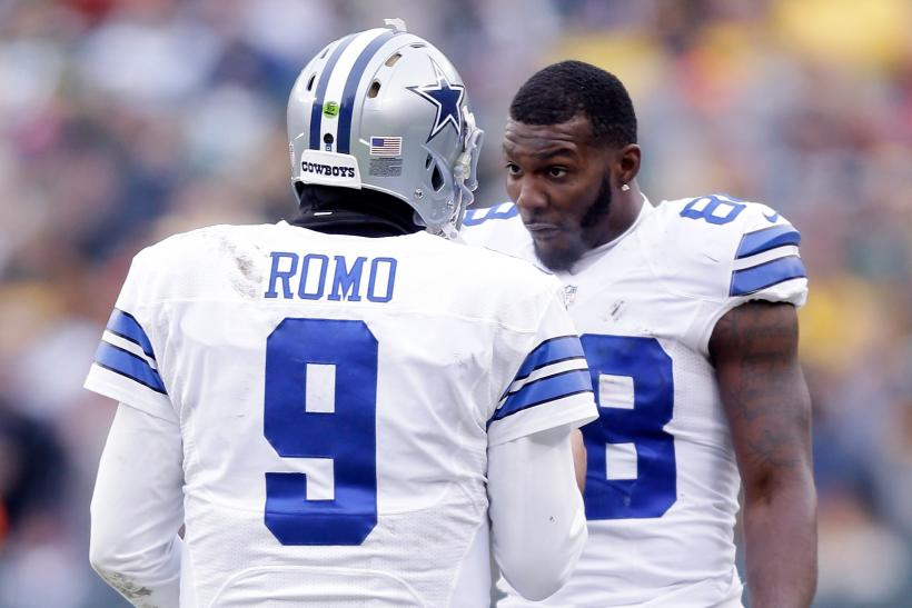 romo and dez