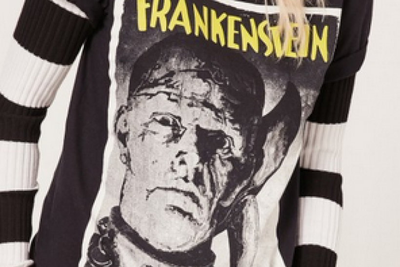 Frankenstein's Monster Slogan T-Shirt, Missguided $25.50