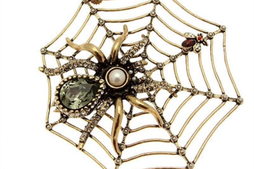 Spider Necklace, Alcozer & J. $ 611.00