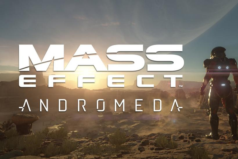 mass effect andromeda xbox one ps4 pc
