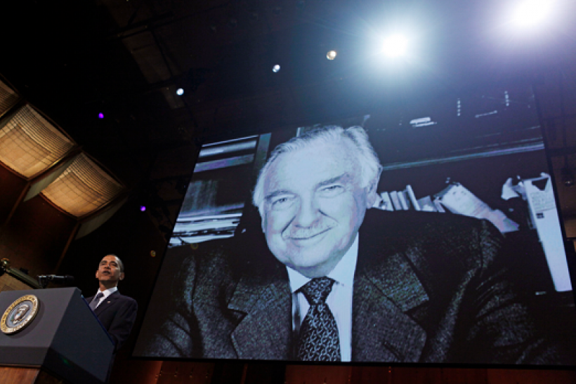 Celebrate Walter Cronkite's 100th birthday with a few interesting facts and quotes from the CBS news anchor.
