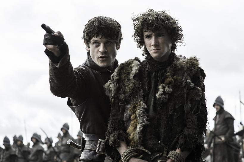 """Game of Thrones"" Rickon"