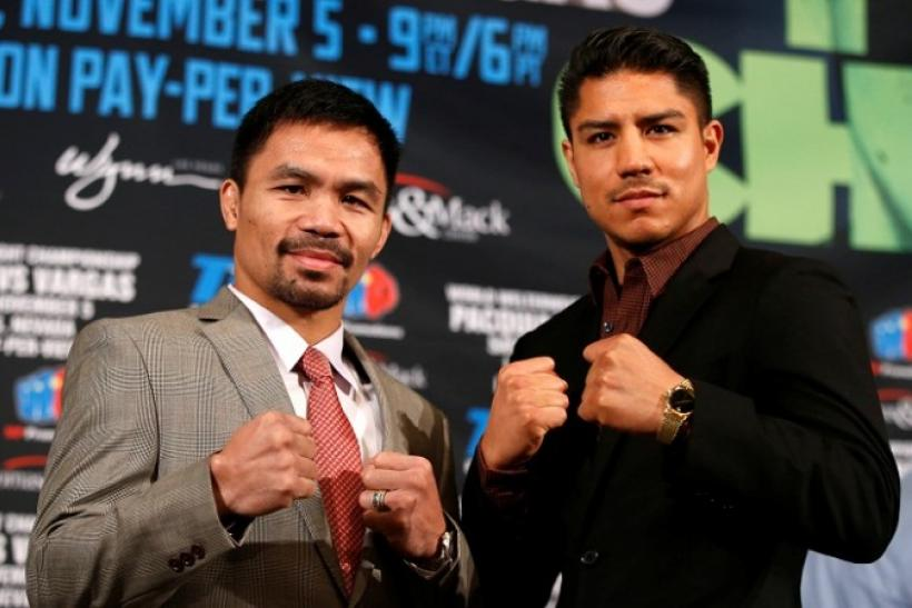 pacquiao vargas
