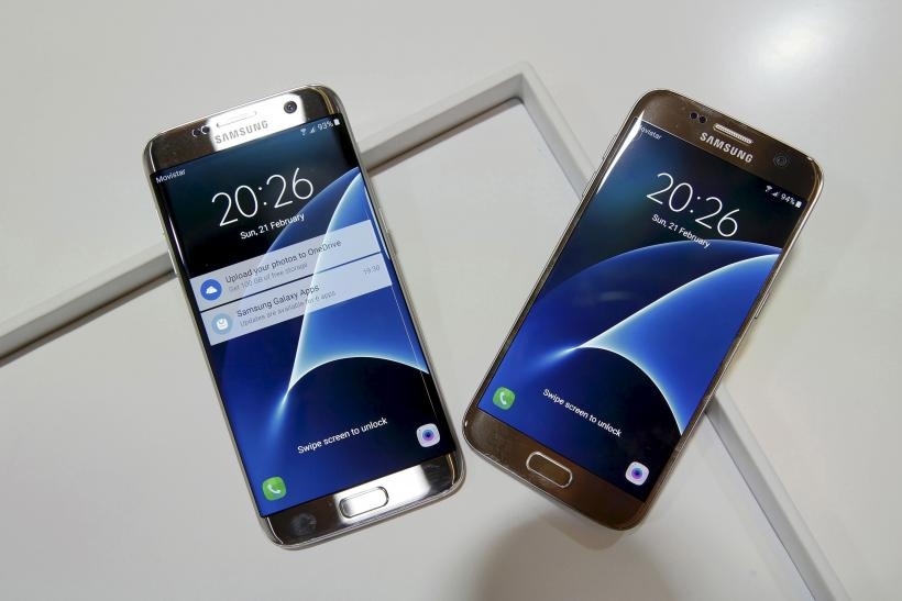 Samsung Galaxy S7 Android S7 Beta Update