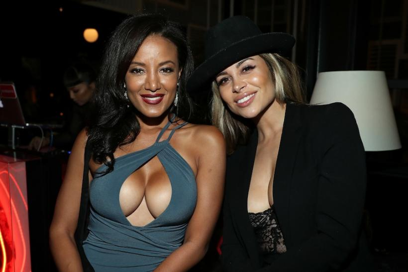 Heather Hemmens and Zulay Henao