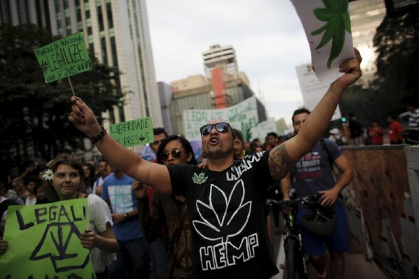 Marijuana laws may be changing in a few more states after eight states passe legalization laws.