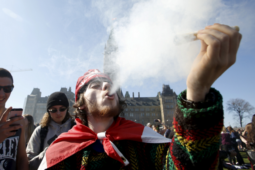 Canadian Prime Minister Justin Trudeau sets a young age for recreational marijuana age limit.