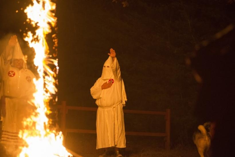 A&E cancels Ku Klux Klan docu-series ahead of January premiere.