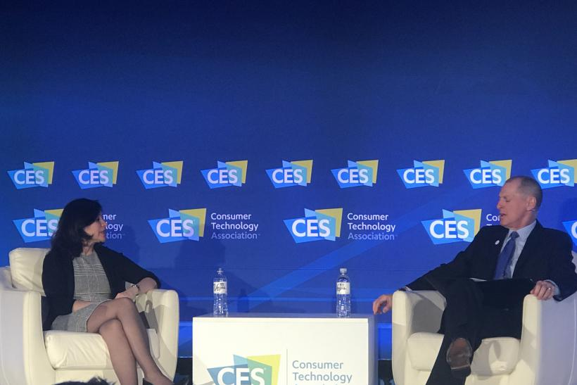 FTC Chairwoman Ramirez talks about IoT at CES