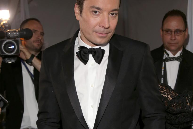 Jimmy Fallon Hosts Golden Globes After Party At Delilah ...