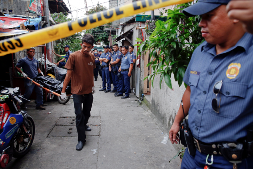A South Korean man was kidnapped and murdered by Philippines police.