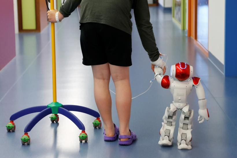 artificial intelligence for the eldery Caring for the elderly is a job that doesn't pay as well as it should still, it's  probably going to be automated with robotics and artificial.