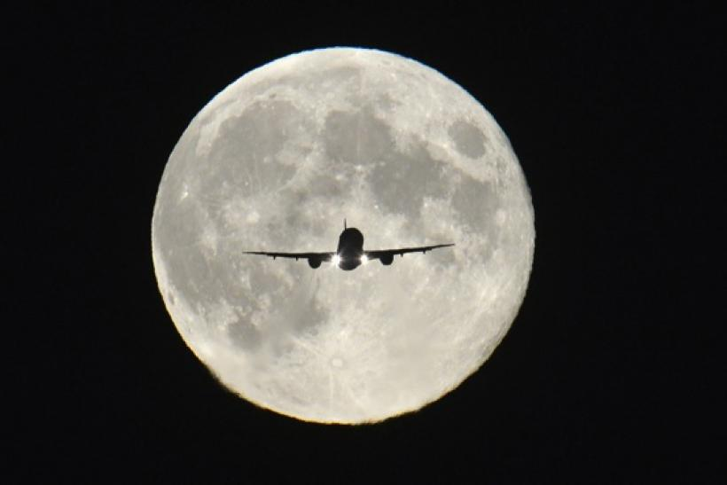 How to watch the February full moon event Friday.