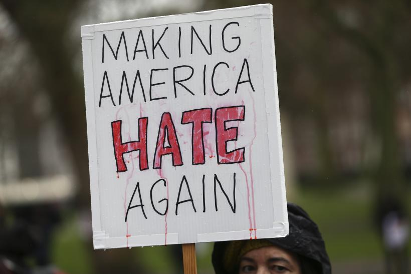 Hate crimes asian americans