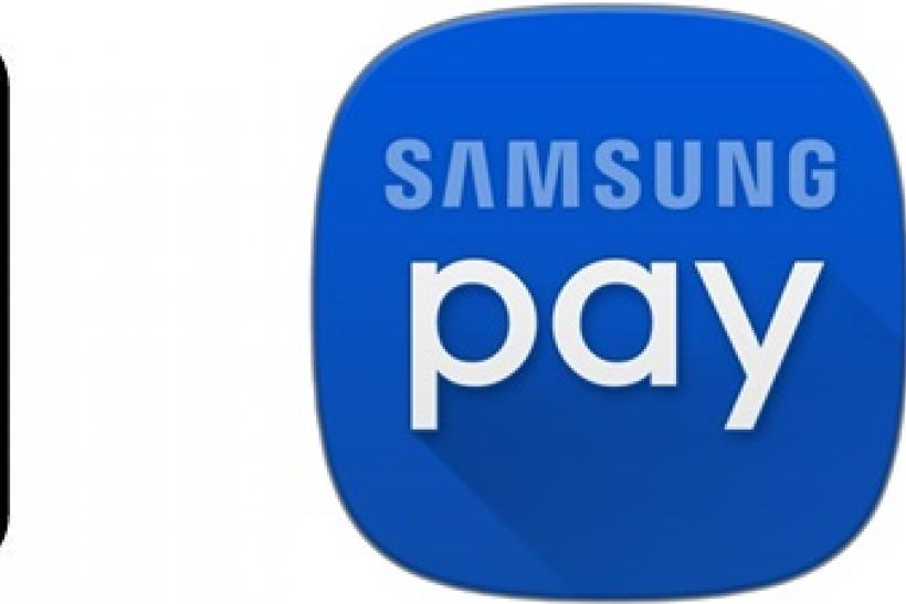 Apple and Samsung Pay