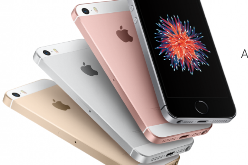 Apple iPhone SE with more capacity