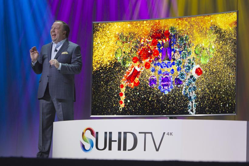 Smart TV Hack Uses Broadcast Signal To Hijack Your Device