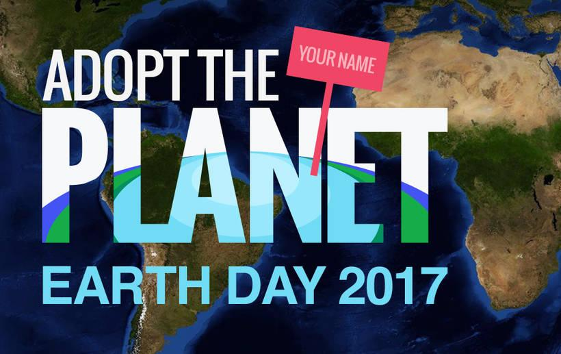 adopt the planet