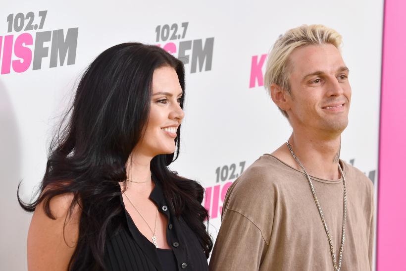 who is aaron carter dating Singer aaron carter recently broke up with madison parker, but he's ready to hit the dating scene again.