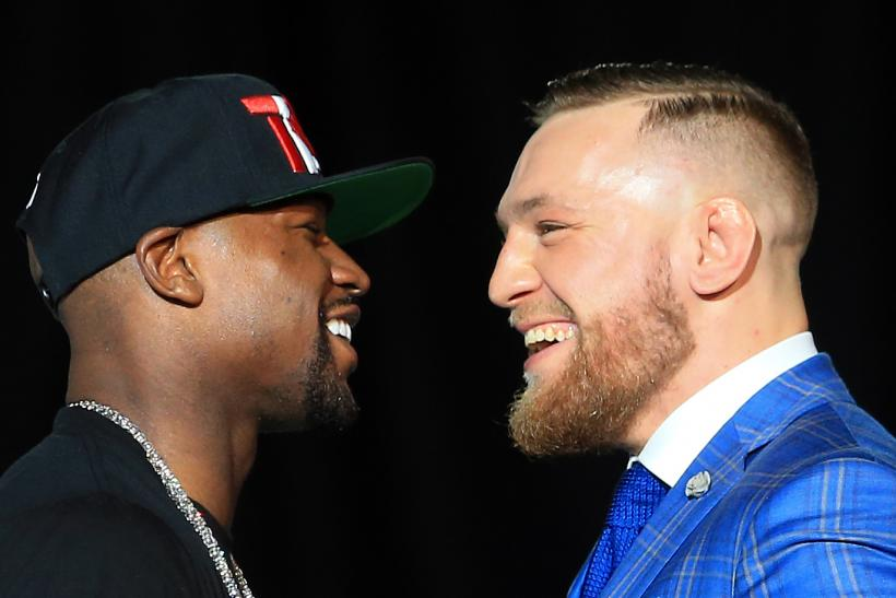 P Diddy and Mark Wahlberg Betting Big On Mayweather-McGregor