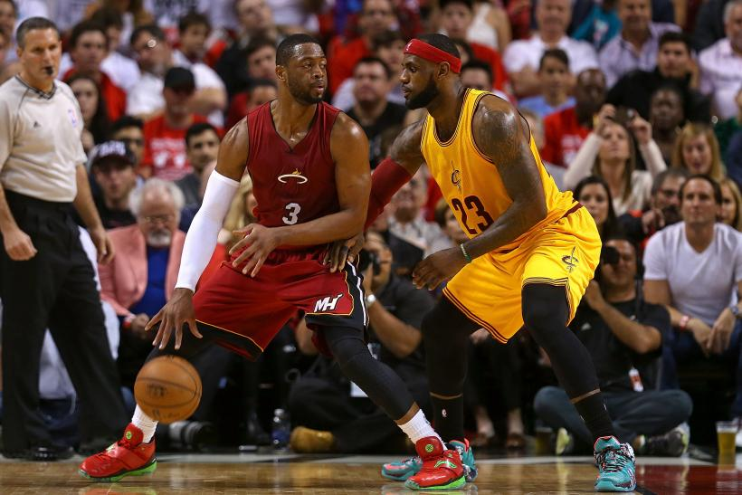 Lebron and Dwade