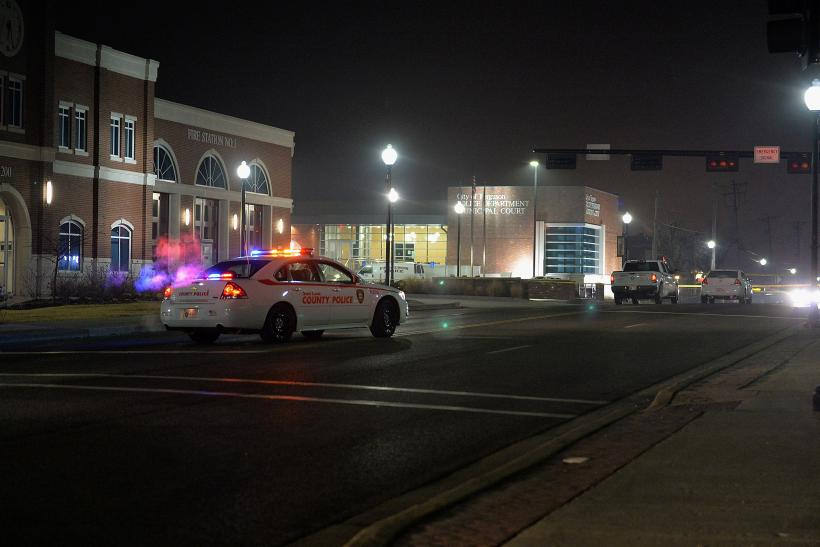 suspect killed in shootout