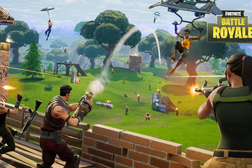 'Fortnite' Battle Royale