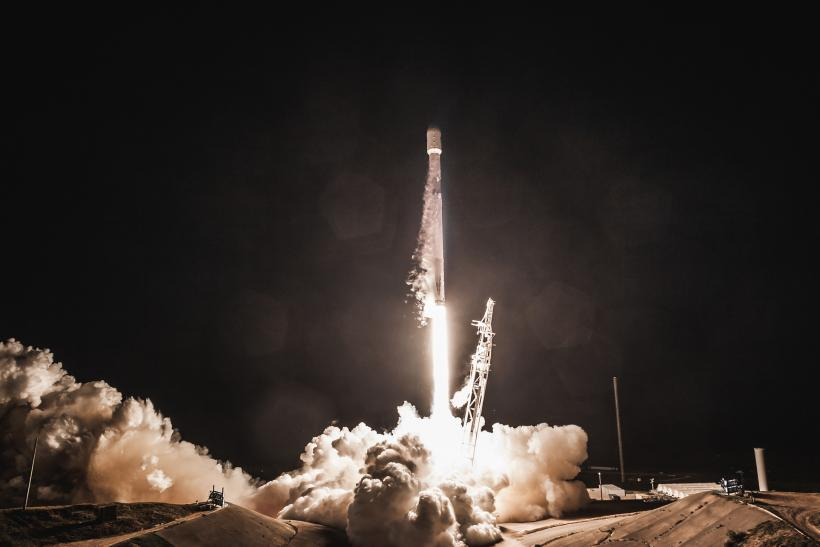 spacex paz and starlink launch