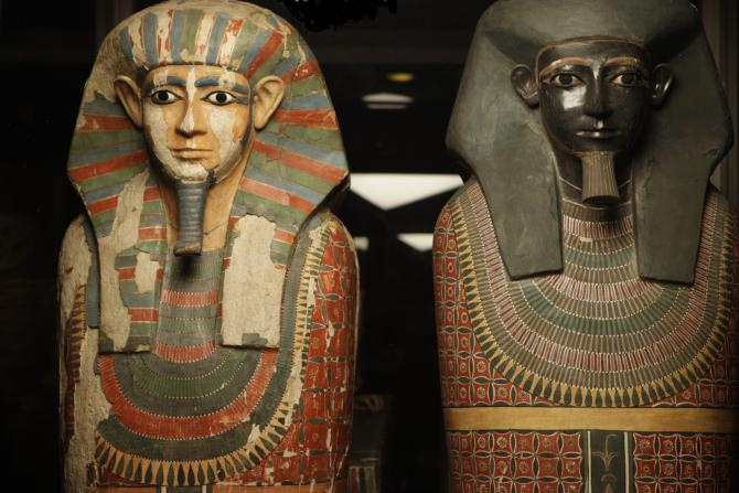 Two Brothers Mummies