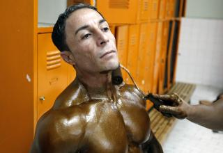 Is Tanning Critical For Winning A Bodybuilding Competition?