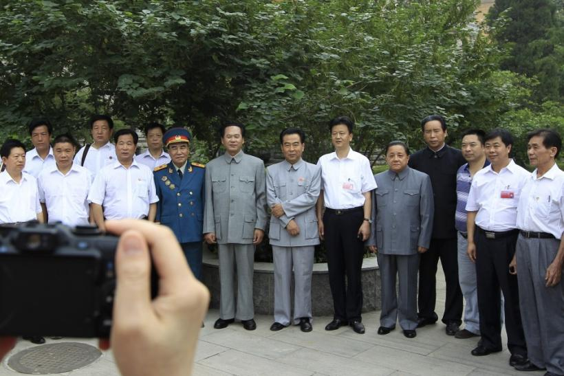 90th Anniversary of China's Communist Party (6 of 7)
