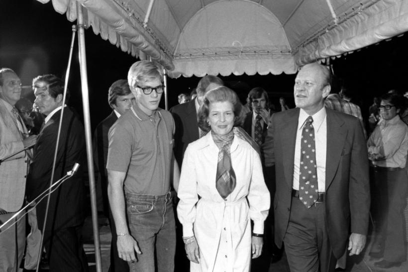 A Look Back At Betty Ford S Incredible Life Photos