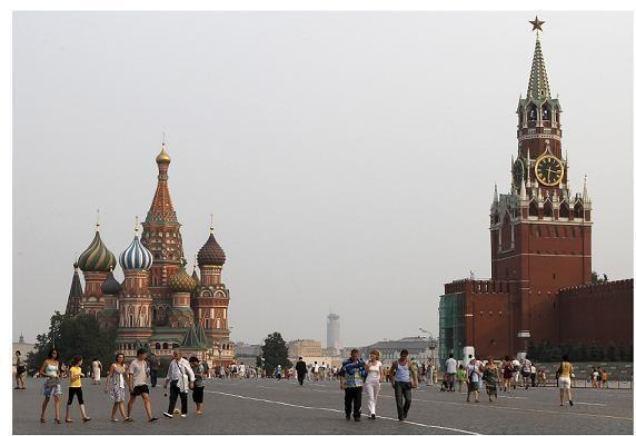 Honorable Mention - Moscow