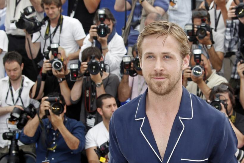 Actor Ryan Gosling