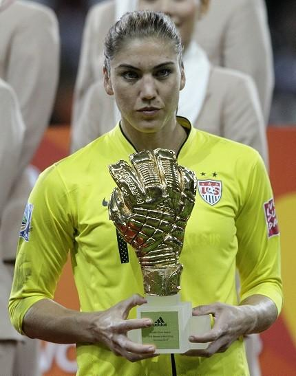 Solo: Hope Solo Pictures: A Look At The Soon-to-be Nude Soccer