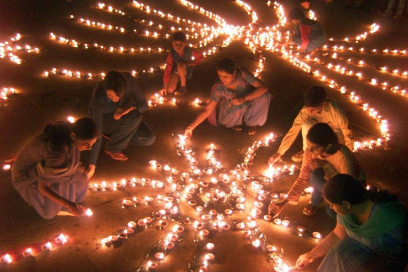 Diwali 2011: Time For Sweets, Lights And Crackers (Photos