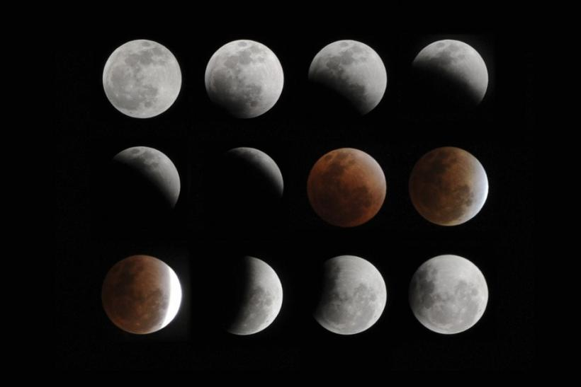 Lunar Eclipse December 2011