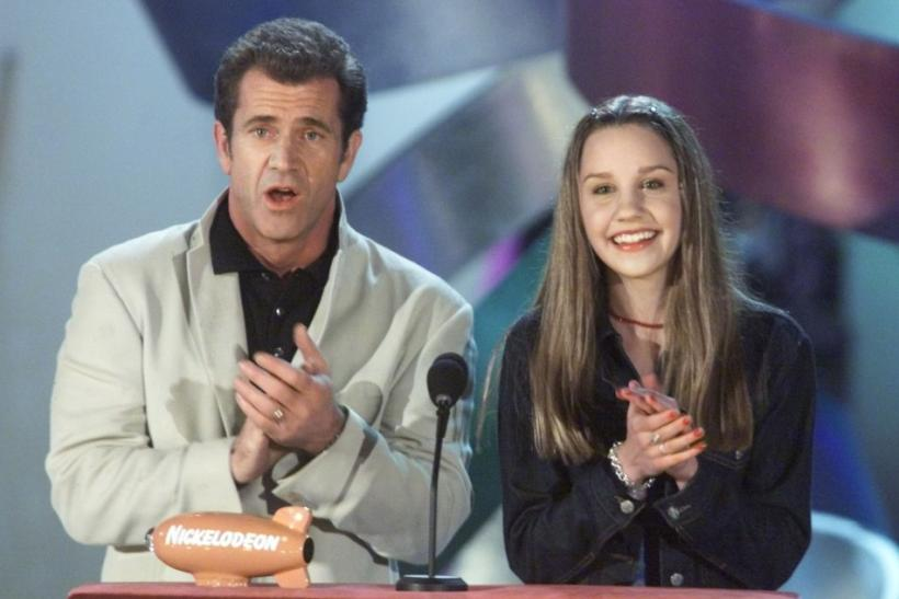 Mel Gibson Kids Mel Gibson And Amanda Bynes