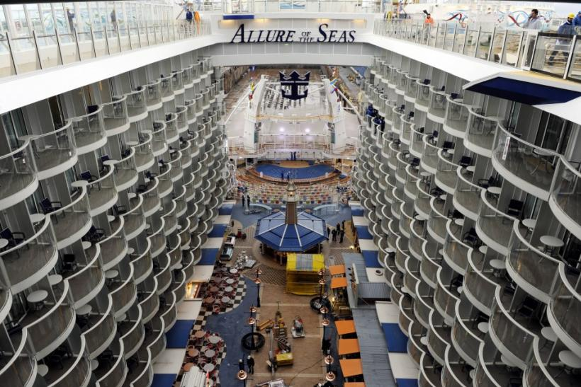 The Worldu2019s Largest Cruise Ships A Look Inside [PHOTOS] | International Business Times